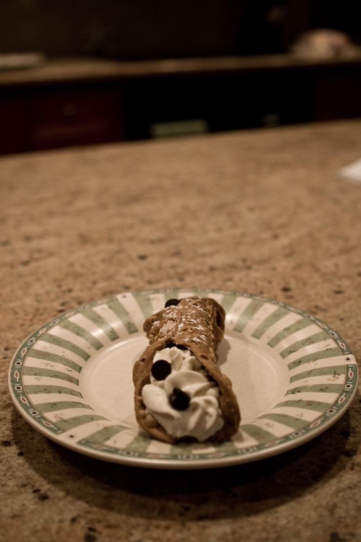 Saturday Night Canoli
