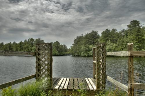 Stokes Lake Dock