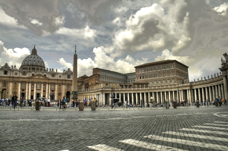 St Peter's HDR