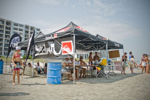 The Judges' Tent