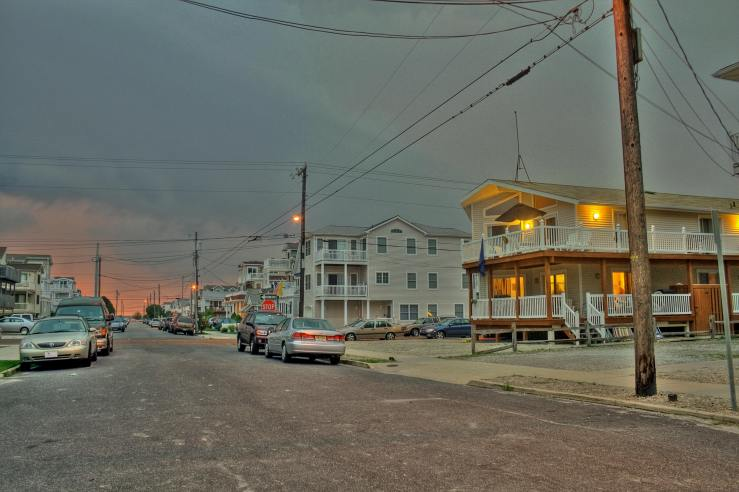 Storm in High Dynamic Range
