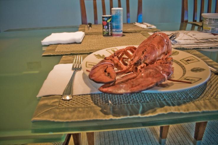 Sunday Night Lobster