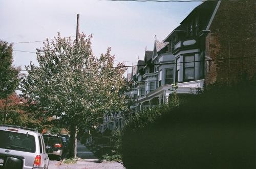Lemon St Row Houses
