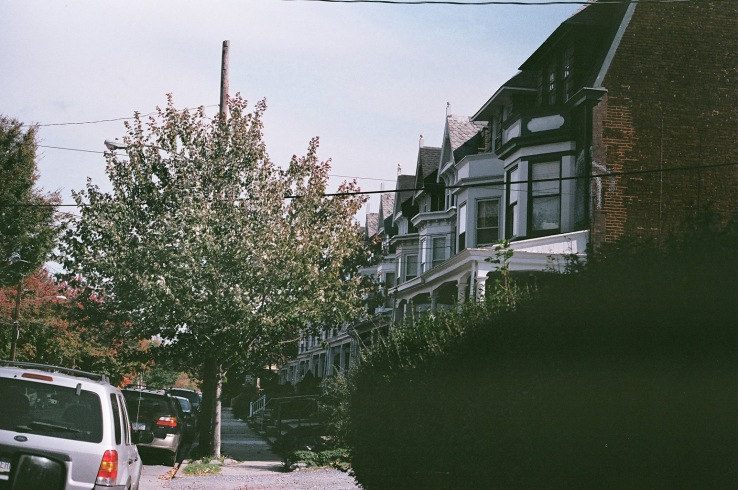 Lemon St Row Houses