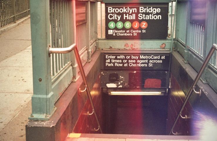 Brooklyn Bridge Station