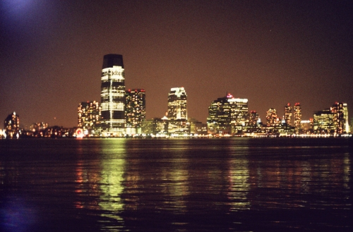 Jersey City Skyline from the Battery
