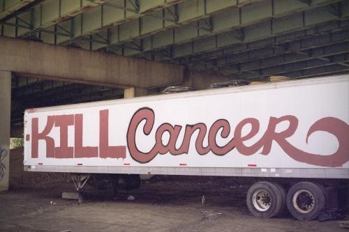 Kill Cancer Truck