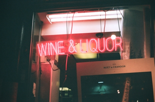 Wine & Liquor on Thompson
