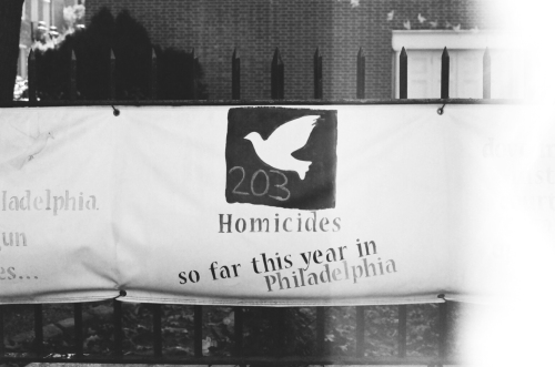 Homicides in Philadelphia