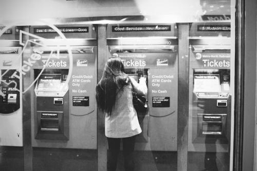 The Ticketing Machine
