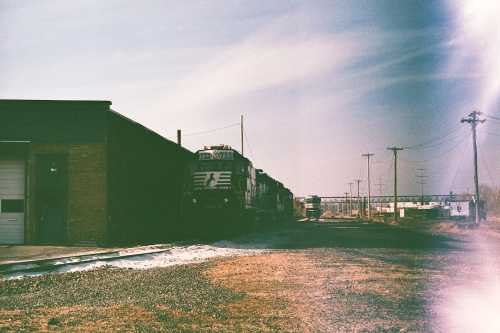 Norfolk Southern Trains