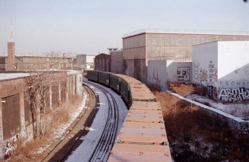Bushwick Trains