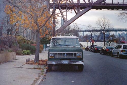 Trucks in Queens