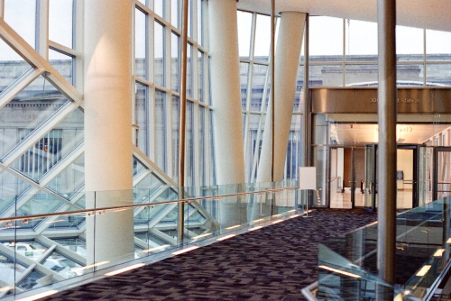 Inside Cira Centre