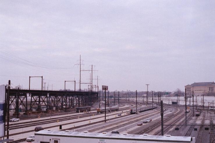 Schuylkill Rail Yards