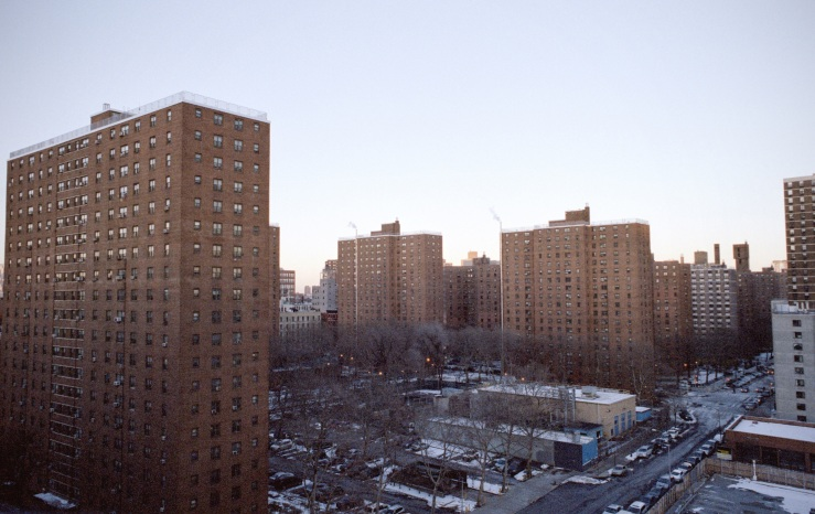 Towers on the Bowery