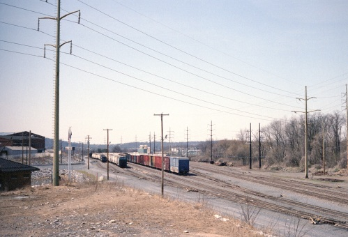 Dillerville Yard