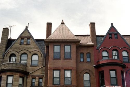 Adams Morgan Houses