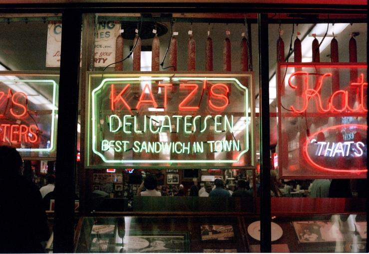 Katz's Neon