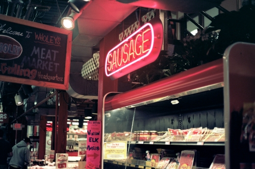 Wholey's Meat Market