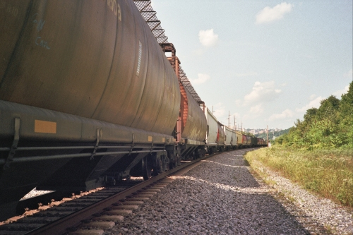CSX Freighters