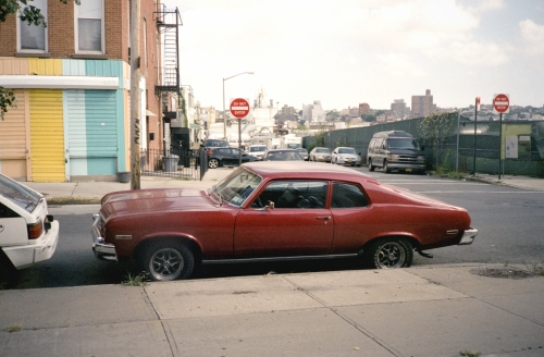 Red Hook Car
