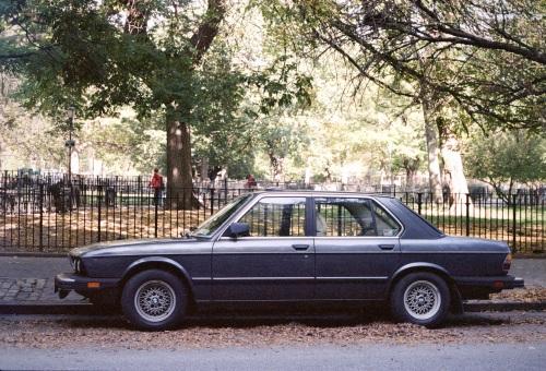 BMW near Tompkins