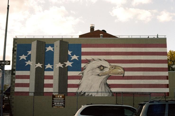 Gowanus 9/11 Mural