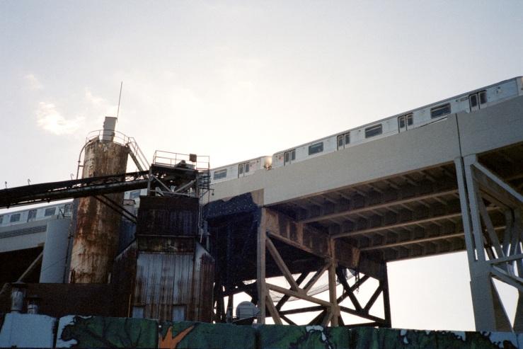 F Train Elevated