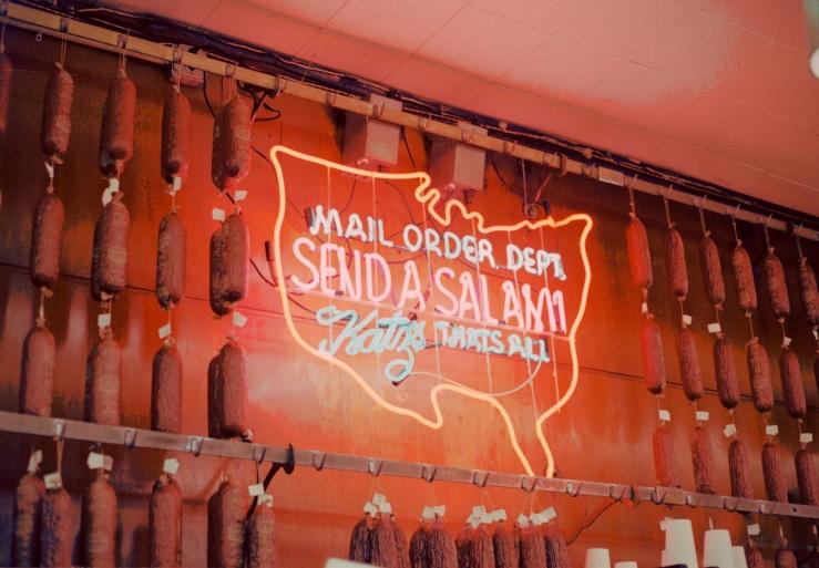 Katz's Send a Salami