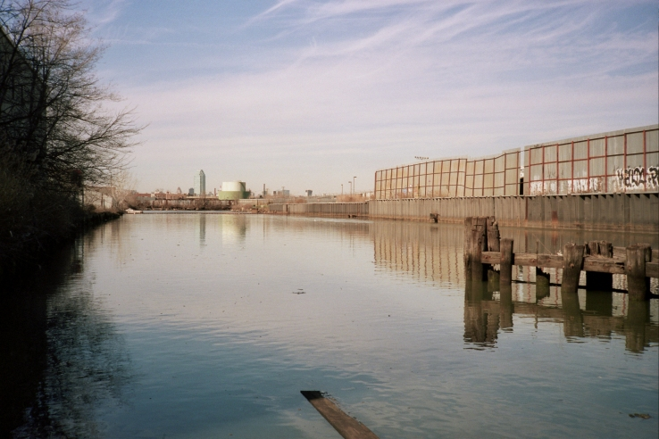 Newtown Creek III